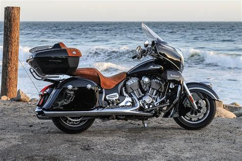 The 2015 Indian Roadmaster Ready For The Open Road And The