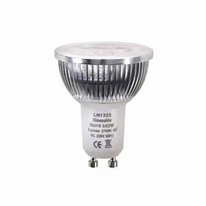 Ampoule Led Dimmable Gu10 : spot epi cree mr16 gu10 ~ Edinachiropracticcenter.com Idées de Décoration