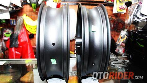 Pelek Ring 14 by Pelek Yamaha Nmax 14 Inci Bertapak Lebar Cuma Rp 1 3 Jutaan