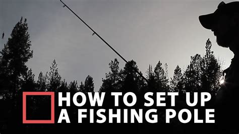 How To Set Up A Fishing Pole  Youtube. Seal Basement Floor. Basement Waterproofing Edmonton. Flooring For Laundry Room In Basement. How To Unclog A Basement Drain. Basement Apartment For Rent Thornhill. Basement Tapes Columbine. Basement Entertainment Room Ideas. Sewage Water In Basement