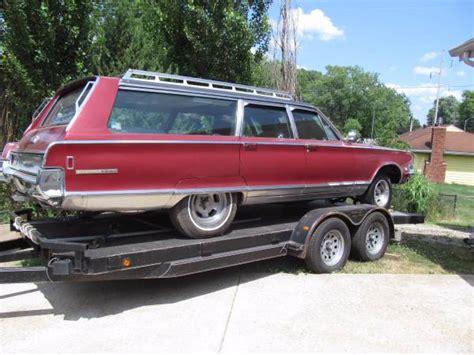 family hotrod  chrysler  yorker wagon