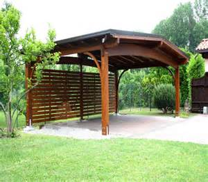 Image of: Pergola Carport Design Style Wooden Carports Pergola Arch Considerations On Choosing The Safest Carport Designs