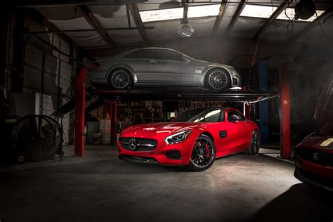 Your Ridiculously Awesome Mercedesamg Gt Wallpapers Are Here