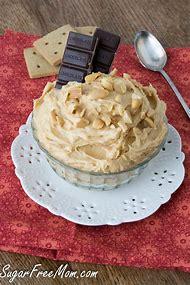 Sugar Free Peanut Butter Cheesecake