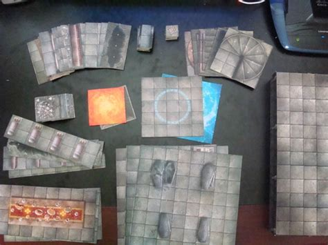 Dungeons And Dragons Tiles Master Set by Dungeon Tiles Master Set The Dungeon An