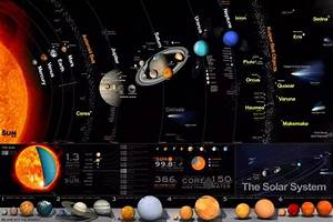 How to find a high definition map of our solar system that ...