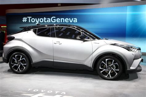 crossover toyota toyota wants to boost hybrid sales with new c hr crossover
