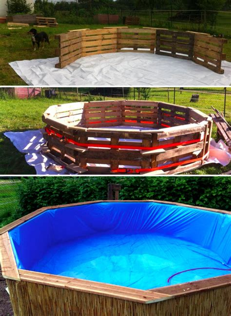 diy swimming pool ideas  designs  big builds
