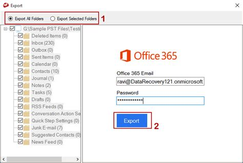 Office 365 Mail Export by How To Import Outlook Pst File To Office 365 Cloud