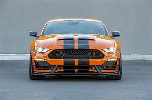 Mustang Shelby Signature : ultime upgrade [Ford V8 5.0L supercharger]