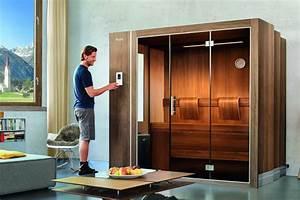 Klafs Sauna S1 Preis : klafs s1 sauna is meant to fit in apartments digital trends ~ Eleganceandgraceweddings.com Haus und Dekorationen