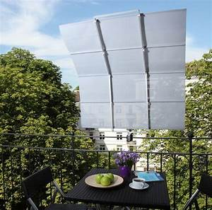 sonnensegel balkon verschattung markise beschattung With feuerstelle garten mit markise balkon ohne bohren