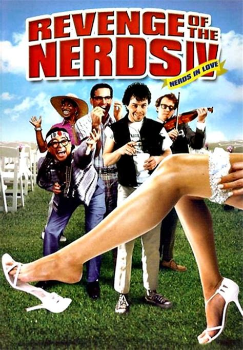 revenge   nerds iv nerds  love