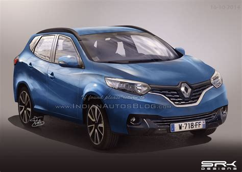 renault suv 2016 renault s 2016 racoon suv could look like this autoevolution