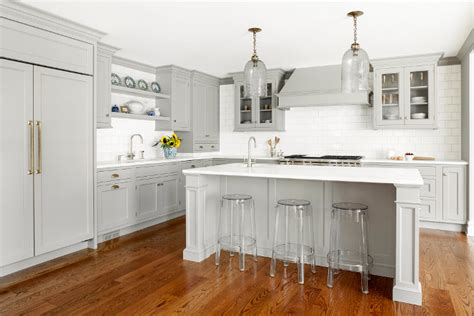 grey cabinets kitchen painted custom kitchen with gray cabinets home bunch interior 4058