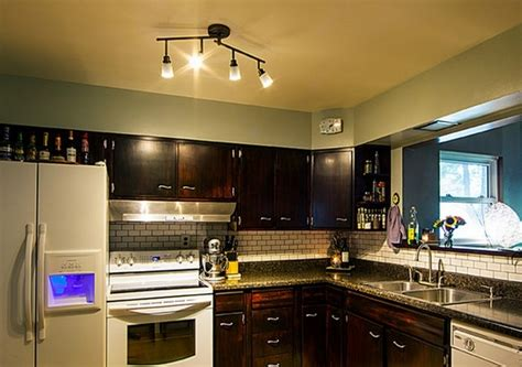 track lighting for kitchens ideas 20 gorgeous exles of track lighting ideas 8569
