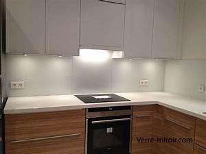 Credence Verre Sur Mesure : credence verre sur mesure ikea maison design ~ Dailycaller-alerts.com Idées de Décoration