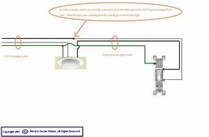 I Am Installing 4 New Recessed Lights Using Wiring From An