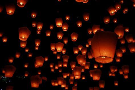 la lanterne volante pour un mariage d hiver le de mon mariage reussi mon mariage reussi
