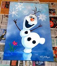 Cool Canvas Painting Ideas Disney
