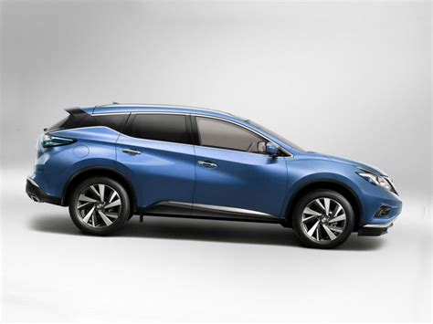 Murano Nissan by 2015 Nissan Murano Review