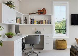 Small, Home, Office, Corner, Desk, Ideas, For, Small, Spaces