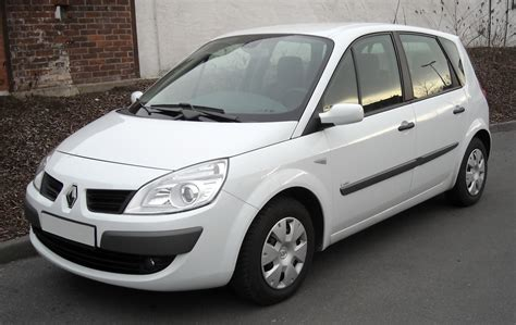 Renault Scenic by Renault Scenic Ii Photos Informations Articles