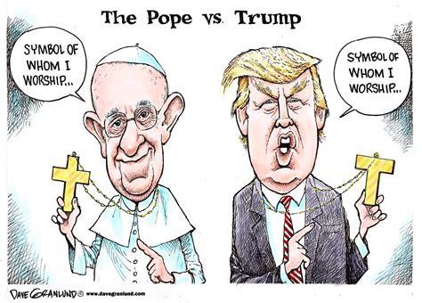 Mike Pence, Cartoon