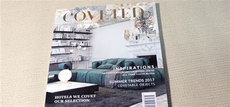 coveted magazine the best interior design source you must collect