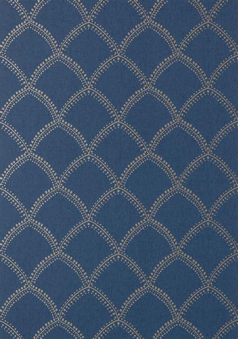 burmese metallic  navy  collection watermark