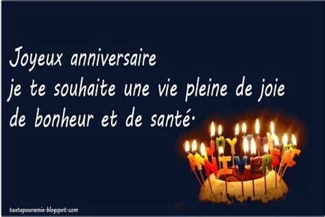 Message Bon Anniversaire Juillet 2014 Po Me Pour Amie Texte Pour
