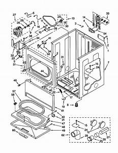Wiring Diagram For Sears Dryer