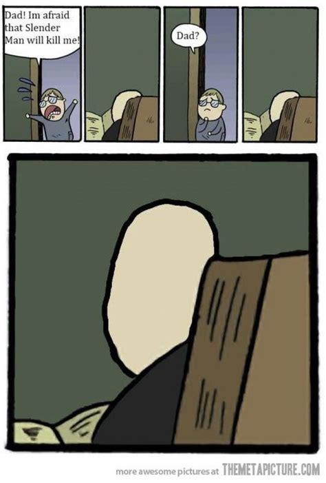 Meme Slender Man - funny slender man comic meme the true religion islam pinterest funny dads and haha