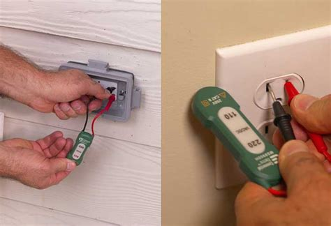 Installing An Outdoor Electrical Outlet At The Home Depot