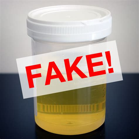 Getting Harder For Employees Use Synthetic Urine