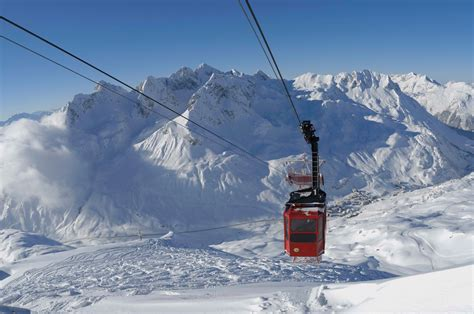 Lech am arlberg is a mountain village and an exclusive ski resort in the bludenz district in the westernmost austrian state of vorarlberg, on the banks of the river lech. The Lech am Arlberg ski area