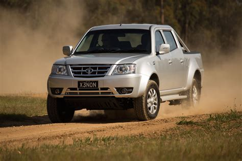 review tata xenon dual cab  review  road test