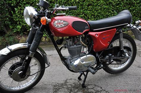 bsa starfire motorcycle