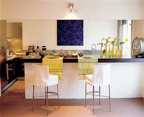 cuisine de comptoir décoration cuisine avec comptoir