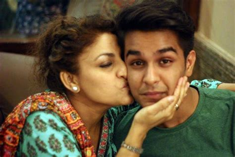 Asim Azhar (singer) With His Mother