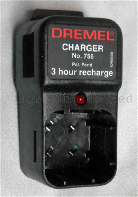 vtg dremel battery charger  hr  charge rotary router