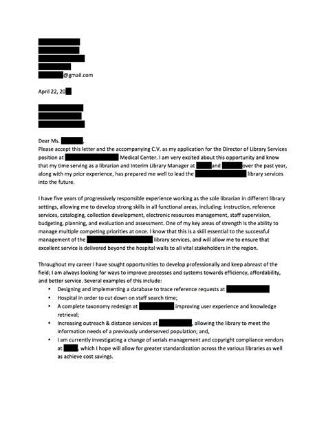 Cover Letter For Open Application by Health Sciences Open Cover Letterscover Letter Template