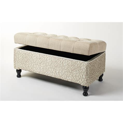 Bedroom Upholstered Storage Bench by Upholstered Storage Bedroom Bench