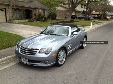 2008 Chrysler Crossfire For Sale by 2008 Chrysler Crossfire Autotrader Upcomingcarshq