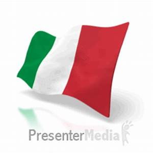 Image Gallery italy flag animation