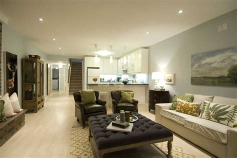 kitchen and living room color ideas open concept kitchen living room floor plan and design