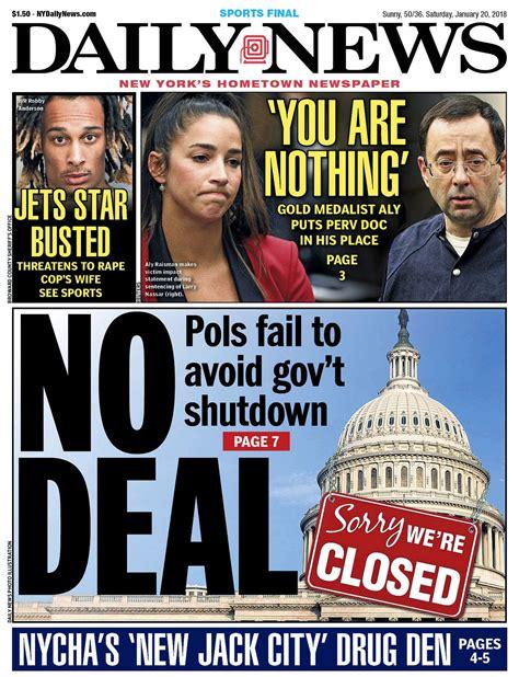 Government shuts down as last-minute Senate deal falls ...