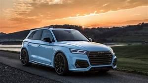 ABT Audi SQ5 Widebody 2018 Wallpaper HD Car Wallpapers
