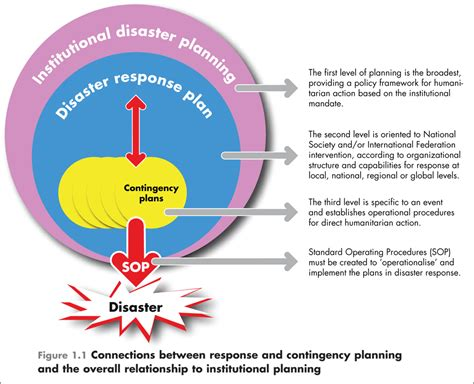 contingency planning  disaster response planning ifrc