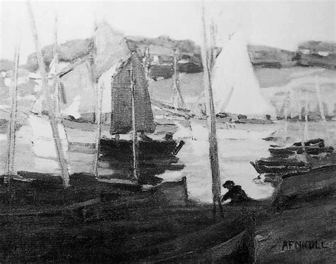 Fishing Boats For Sale Dorset by Paintings Archibald Frank Nicoll Page 3 Australian